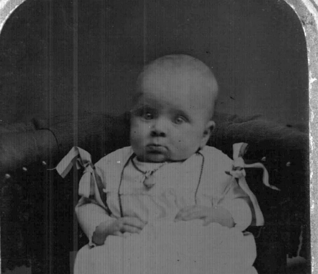 Henry A. Curtis for Thomas Edison As A Child  146hul