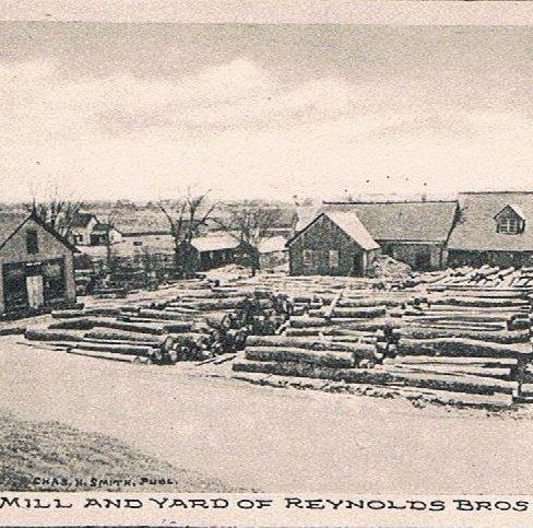 Reynold's Mill