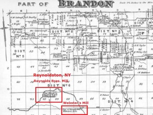 brandon-1876 Reynoldston Mills
